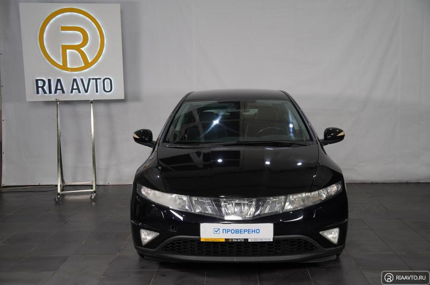 Honda Civic с пробегом